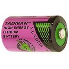 Tadiran 3.6v 1200mah Lithium 1/2AA (ER14252) iXtra Battery, TL-5902