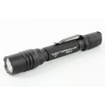 TerraLux PRO 2 Professional Series LED Flashlight, TLF-PRO2-BLK, 225 Lumens!