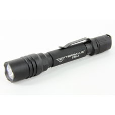 TerraLux PRO 2 Professional Series LED Flashlight, TLF-PRO2-BLK, 225 Lumens!