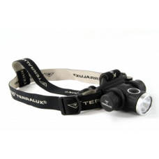 TerraLux LED Ultralight 1AA Headlamp, TLH-10, 95 Lumens, Black