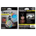 Nite Ize TwistLit Versitile Disco (multi-colored) LED Light