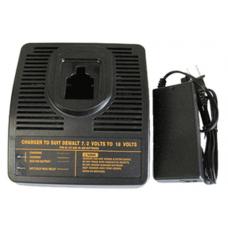 Dewalt Power Tool 7.2V - 18V NiCd, NiMH Battery Charger, TOOLCHG-DEW