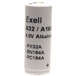 Excell PC164A Replacement Battery (PX32A, PX32) TR164A