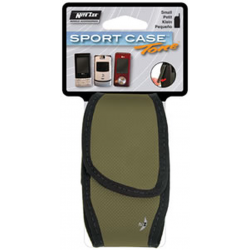 Nite Ize Sport Cell Phone Case Tone Small Sage, TSCS-03-28