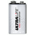 Ultralife 9V Lithium Battery , BULK, U9VLJPBK