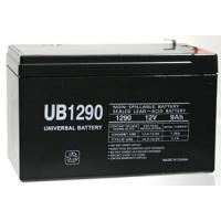 Universal 12V 9Ah Sealed Lead Acid Battery F2