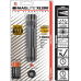 Maglite XL200 LED 3 AAA Flashlight, XL200-S3096, 166-166, Gray