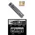 Maglite XL50 LED 3 AAA Flashlight, XL50-S3096, 163-037, Gray