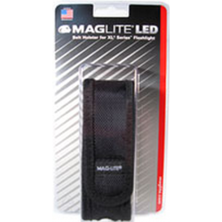 Maglite Nylon Belt Holster for XL Series, XLXXX-A3046, Black
