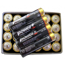 PowerXP Alkaline AAA Battery 24-Pack, XPAAA-24