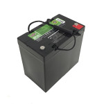Interstate Battery, DCM0055, 12V 55AH SLA-AGM DEEP CYCLE INSERT TERMINAL