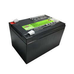 Interstate Battery, DCM0012, 12V 12 AH SLA-AGM DEEP CYCLE F2 TERMINAL .250 FASTON