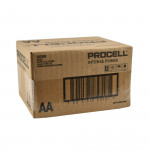 Duracell Procell Intense Series AA PX1500 Alkaline Battery, 144/Case, PX1500-144