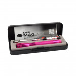 Maglite MiniMag 2 Cell AAA Flashlight M3AKY2, 117-118, PINK, Gift Box