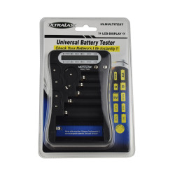 Ultralast Universal Battery Tester, ULMULTITEST