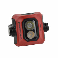 Streamlight Syclone Compact Rechargeable Work Light, 61510, Red
