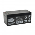 Interstate Battery, SLA1035, 12 Volt 3.5Ah SLA Battery, T1