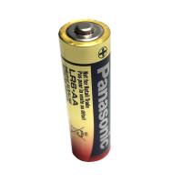 Panasonic AA Industrial Alkaline Battery, Bulk Case of 500, PAN-AA-BULK-500