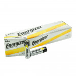 Energizer Industrial AA Alkaline Battery, 24/Carton