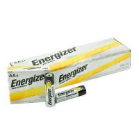 Energizer Industrial AA Alkaline Battery, 24/Carton