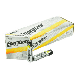 Energizer Industrial AAA Alkaline Battery, 24/Carton